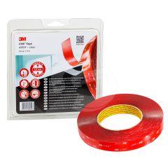 3M™ Clear VHB™ Tape 4910F - 19 mm x 11 m