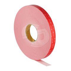 3M™ White VHB™ Tape LSE-110WF - 12 mm x 33 m