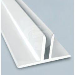 Aluminium T Channel - 2.5m