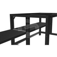 ARMOUR Bench Shelf Connectors (Black)