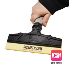 The Bill Collector Squeegee - by Wrap Mafia