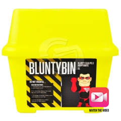 Blunty Bin - 2L Blade Container