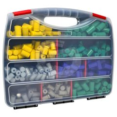 Coloured Resin Stand Off Locators - 15/19mm Bundle (354 Pieces!)