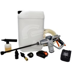 Cordless Pressure Cleaner Set 18V