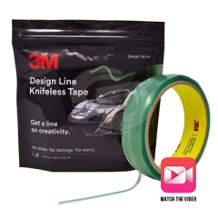 3M™ Design Line Knifeless Tape
