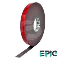 EPIC TRACK | Sign Channel Foam Tape - Grey