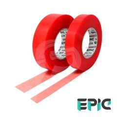 EPIC FLEX | Banner Hemming Tape - D/S Clear