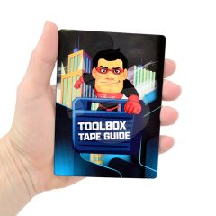 EPIC Tapes Toolbox Tape Guide - FREE