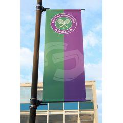 Euro Chieftain Lamppost Banner Bracket System (EN40 Compliant)