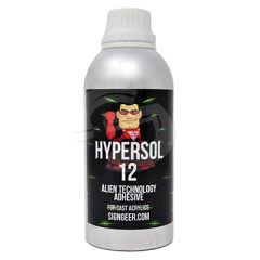 Hypersol 12 Cast Acrylic Adhesive - 500g