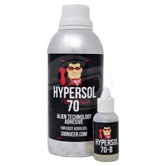 Hypersol 70 Cast Acrylic Adhesive - 500g