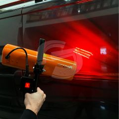 INFERNO Infrared Heater - Handheld / Stand Mounted