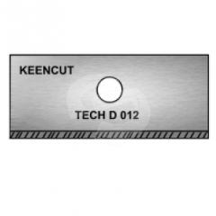 Tech D 012 Blades for ACP Cutting (Pack of 100)