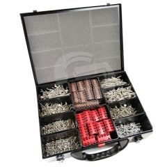 TIMCO Classic Stainless Steel Screw Starter Kit - 2000 Pieces