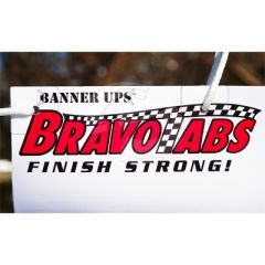 Clear Adhesive Bravo Tabs® for Banners