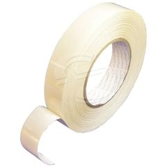 TigerTape® Banner Hemming Tape - D/S White