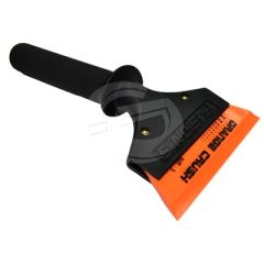 Fusion Orange Crush Squeegee and Handle