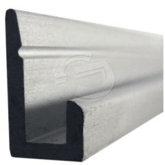 Aluminium L Channel - 2.5m