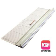 Mittman Ruler 56cm