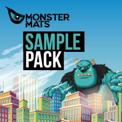 MONSTER Mats - Cutting Mat Sample Pack