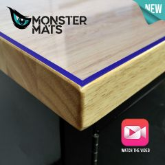 MONSTER Mats - Shock. (Anti-Static) Custom Cut Self Healing Cutting Mats (Per Metre)
