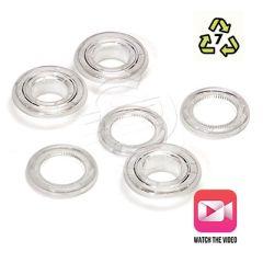 Plastic - Plastgrommet #3 Plastic Eyelets