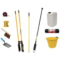 The Ultimate Post Hole Digging Kit