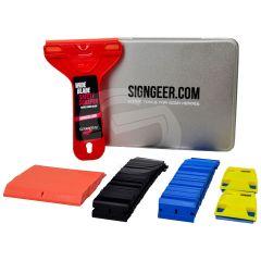 Scraperite Plastic Scraper - Ultimate Starter Set