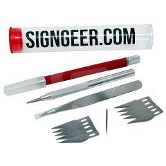 Signgeer Complete Weeding Kit
