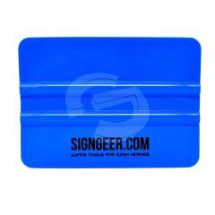 Signgeer Blue Squeegee