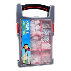 Snapfix Starter Pack - 700 Pieces