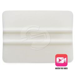 Signgeer White Teflon Squeegee