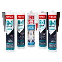 TIMCO Multi-Fix Universal Adhesive & Sealant - 290ml