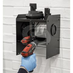 Storage Rack for Power Tools (2 Bay)