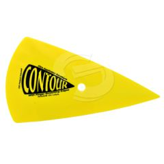 Contour Squeegee Yellow (Firm Flex)