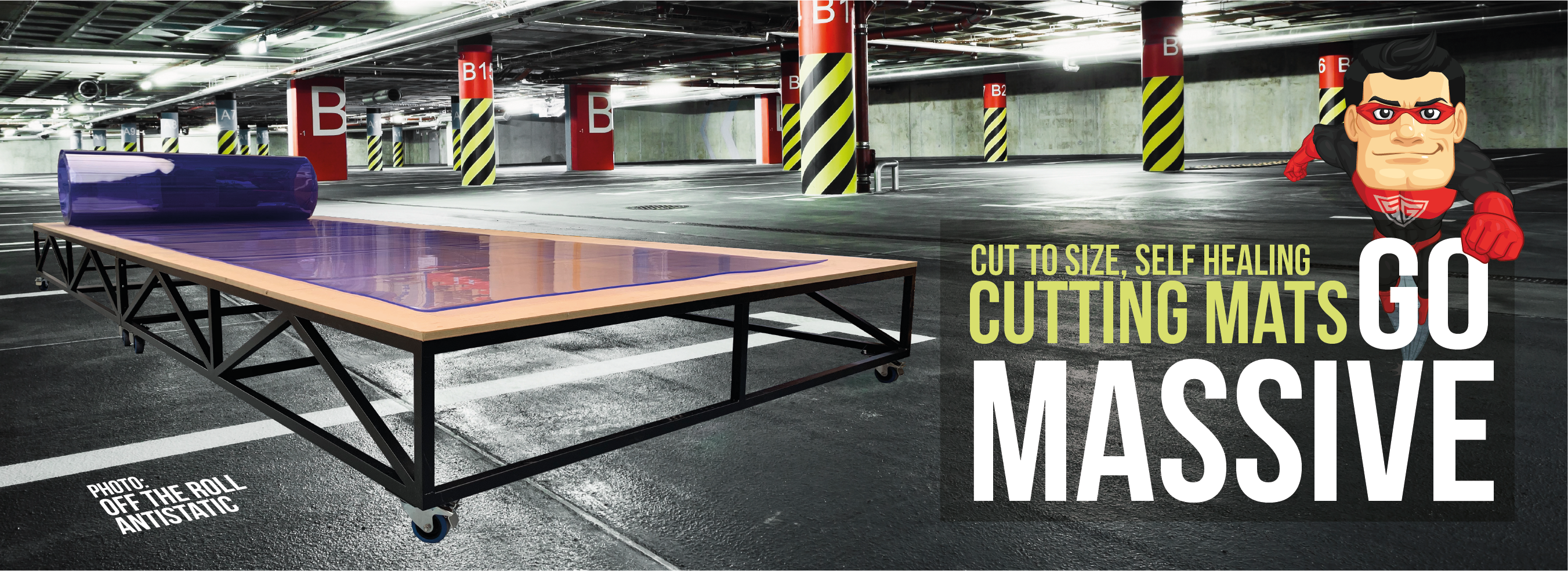 Supersize Cutting Mats